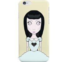 Creepy Girl iPhone Case/Skin