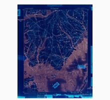 USGS TOPO Map New Jersey NJ Little Egg Harbor 255249 1888 62500 Inverted Unisex T-Shirt