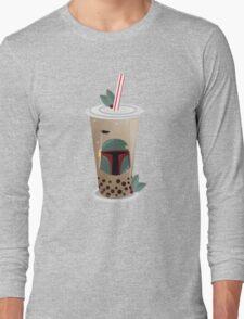 Boba Tea Long Sleeve T-Shirt