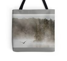 Morning on Costello Creek in Algonquin Park Tote Bag