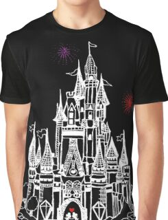 Mouse in Love at Midnight Graphic T-Shirt