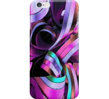 Twisted Ribbon iPhone Case/Skin
