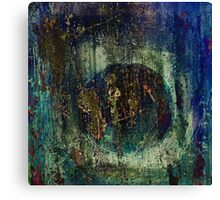 Whorled Canvas Print