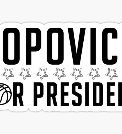 Coach Pop  Sticker