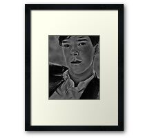 We are Sherlocked Framed Print