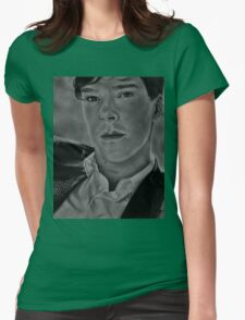 We are Sherlocked Womens Fitted T-Shirt
