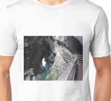 Lammerklamm Gorge - A Natural Wonder, Austria Unisex T-Shirt