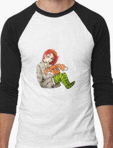 dana & fox Men's Baseball ¾ T-Shirt