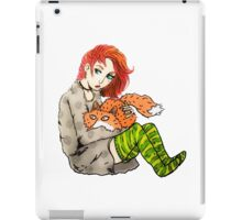 dana & fox iPad Case/Skin