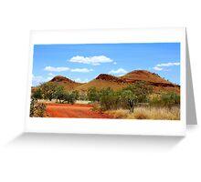 Millstream-Chichester National Park - Pilbara Greeting Card