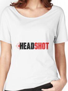 HEADSHOT Women's Relaxed Fit T-Shirt