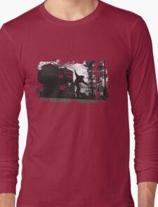Sk8 B&W Long Sleeve T-Shirt