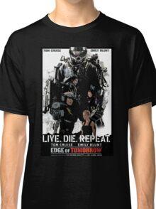 Edge of Tomorrow poster Classic T-Shirt