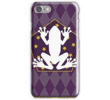 Chocolate frog card iPhone Case/Skin