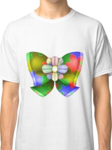 Colorful bow Classic T-Shirt