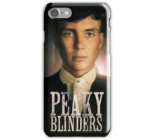 Cillian Murphy - Peaky Blinders - Tommy Shelby iPhone Case/Skin