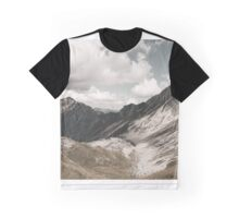 Cathedrals - Landscape Photography Graphic T-Shirt