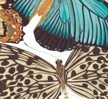 FF - Butterfly-4 Sticker