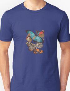 TIR-Butterfly-4 Unisex T-Shirt