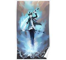 Blue Exorcist Anime Poster