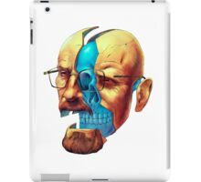 BREAKING BAD WALTER´S HEAD iPad Case/Skin