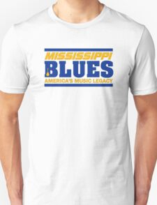 Mississippi Blues T-Shirt