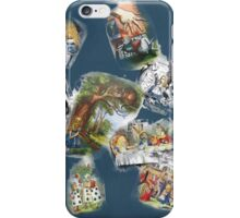 Fragments of Alice Color iPhone Case/Skin