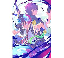 Blue Exorcist Anime Photographic Print