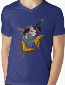 TIR-Butterfly-3 Mens V-Neck T-Shirt