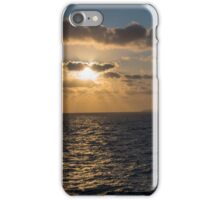 Der Sonnenuntergang iPhone Case/Skin
