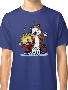 LOVEABLE CALVIN AND HOBBES : TSHIRT Classic T-Shirt