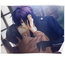Hakuouki Anime Poster