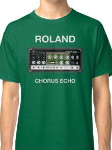 Vintage Roland  Chorus Echo Classic T-Shirt