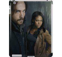 Sleepy Hollow - Ichabod and Abbie iPad Case/Skin