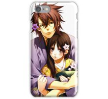 Hakuouki Anime iPhone Case/Skin