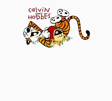 CALVIN AND HOBES LAUGH : TEE Unisex T-Shirt