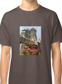 Scottish Tower. The East or Scottish Tower (back view)  Classic T-Shirt