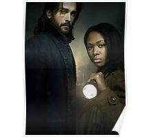 Ichabod and Abbie - Sleepy Hollow Poster