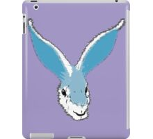 White Rabbit!  iPad Case/Skin