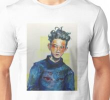 stop staring Unisex T-Shirt