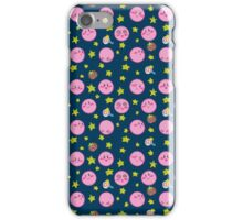 Kirby Kirby Kirby's the one! iPhone Case/Skin