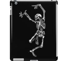Dancing Skeleton - Transparent Background iPad Case/Skin