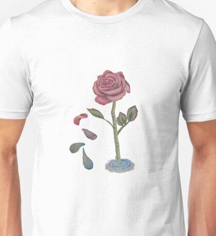 Rose Drop Unisex T-Shirt