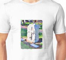 Headstone Unisex T-Shirt