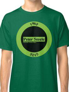 Peter Steele Tribute Type O Negative Classic T-Shirt
