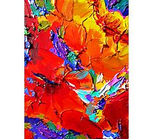 Charlits' Floral BEST SELLER Photographic Print