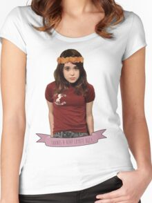 Thanks a heap coyote ugly. Women's Fitted Scoop T-Shirt