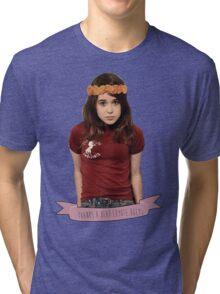 Thanks a heap coyote ugly. Tri-blend T-Shirt