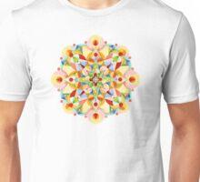 Pastel Mandala II Unisex T-Shirt