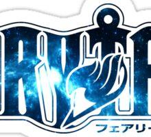 Fairy Tail Blue Logo Sticker